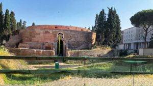 Mausoleum of Augustus is a Roman thumb of emperor Augustus